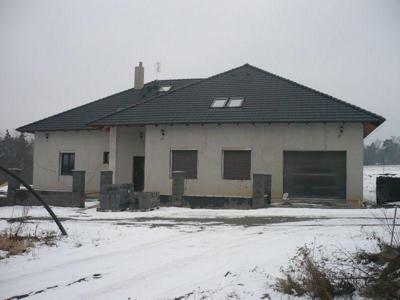 Rodinný dům Doubravčice
